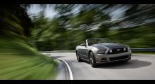 Mustang GT, här i öppet utförande.
