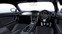 Subaru BRZ debuterar i blått