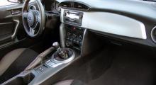 Raket: Subaru BRZ