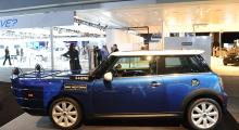 Sensationell MINI i New York