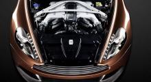 Aston Martin AM 310 Vanquish officiell