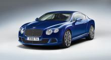 Nya Bentley Continental GT Speed