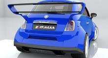 550 Italia av Lazzarini Design