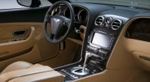 Begtest: Bentley Continental GT
