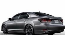 Läckt: 2013 Lexus LS