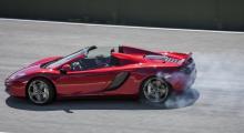 Officiell: McLaren MP4-12C Spyder