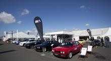 BMW M-race i Tyskland