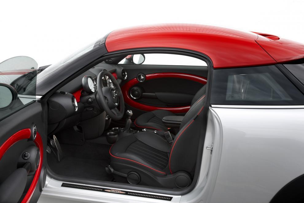 Bildspel Mini Coupe 2011