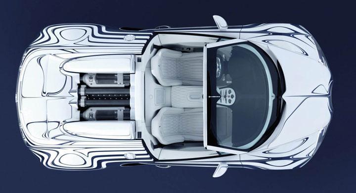 Bildspel Bugatti GS L'Or Blanc
