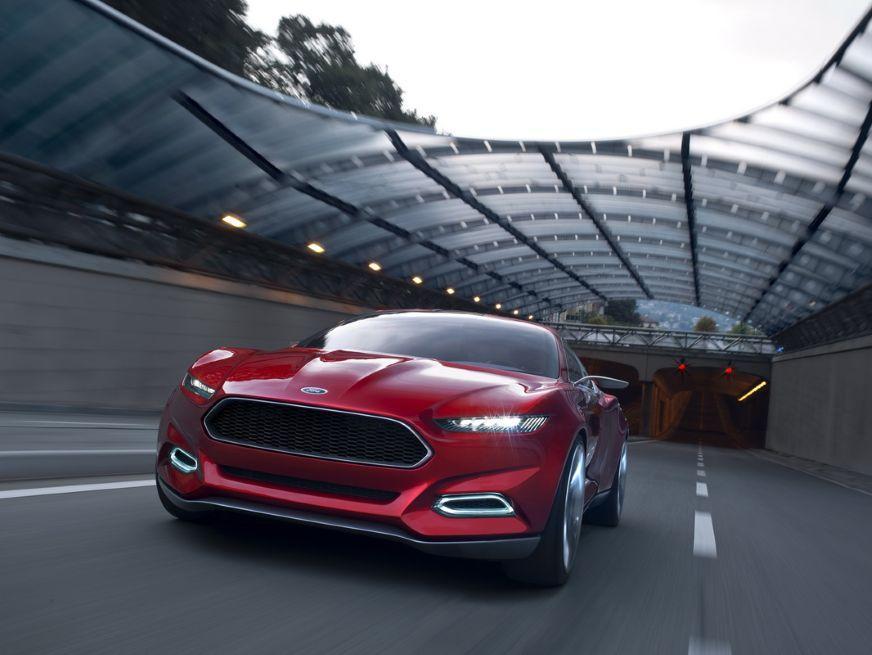 Ford Eros
