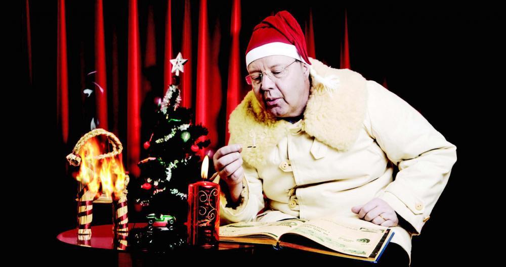 Julsaga från Västergötland