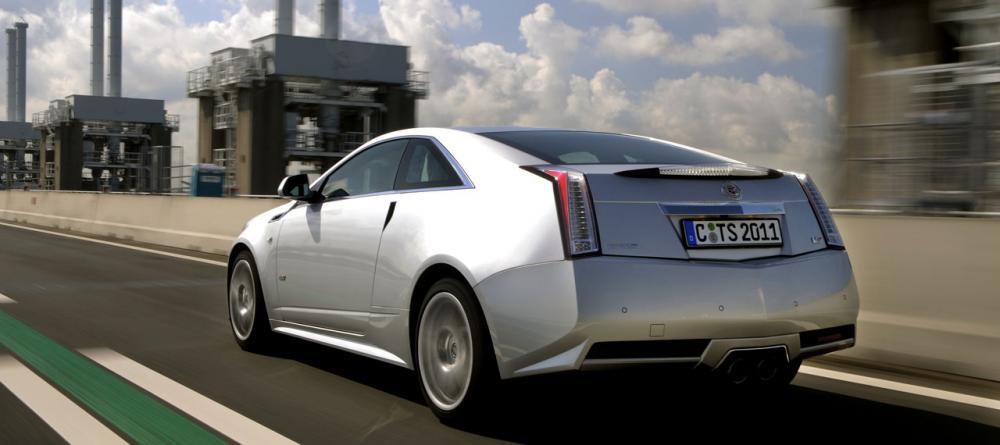 Cadillac CTS-V: Cadivette!