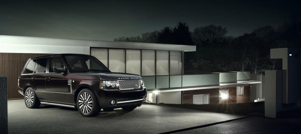 Dyraste Range Rovern någonsin