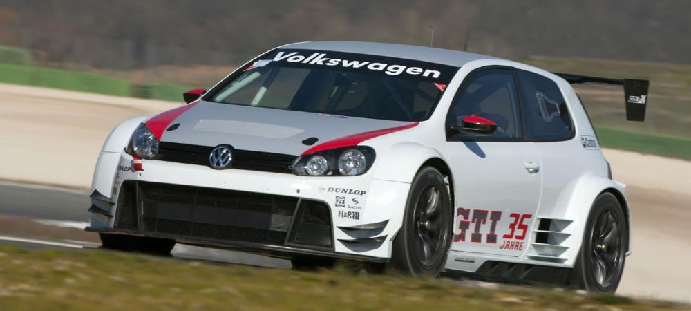 Het VW Golf för 24-timmars