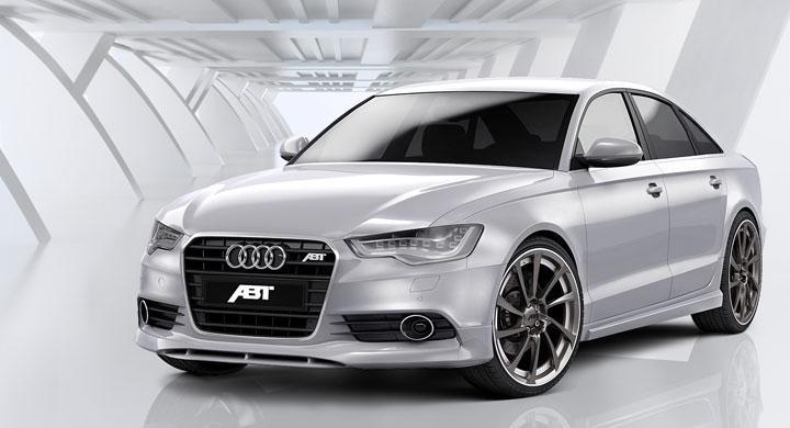 Och Audi A6 blir ABT AS6