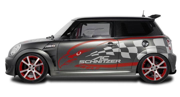 AC Schnitzer Eagle: vrålsnabb Mini