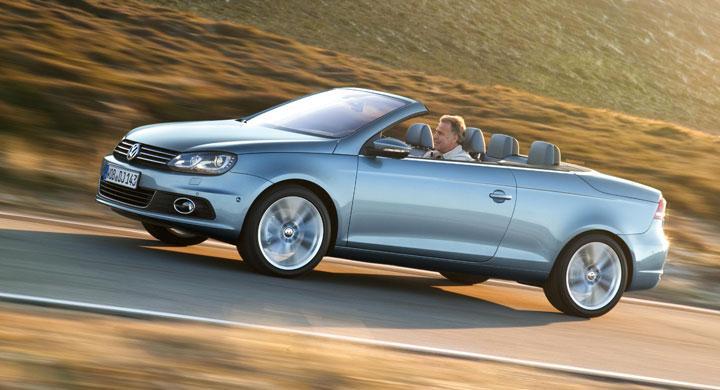 Sommargott: Nya VW Eos är här