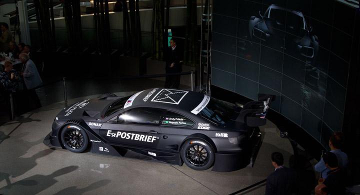 BMW åter till DTM