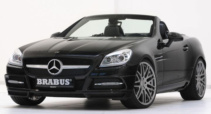 Brabus klara med Mercedes SLK