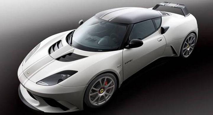 Evora GTE Road Car Concept