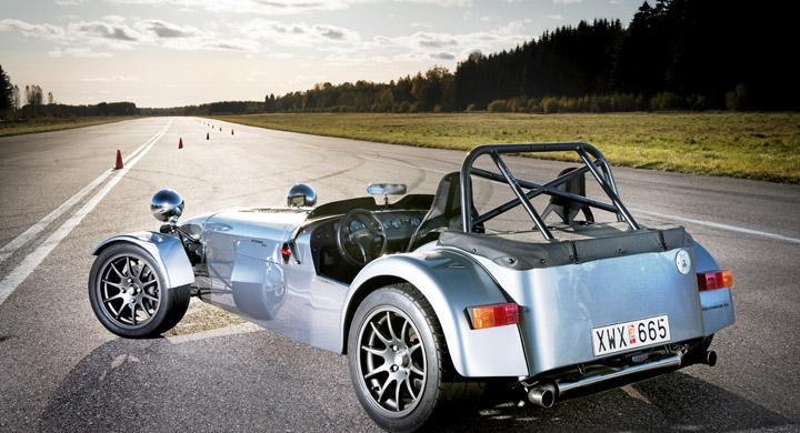 Caterhams nya sportbil
