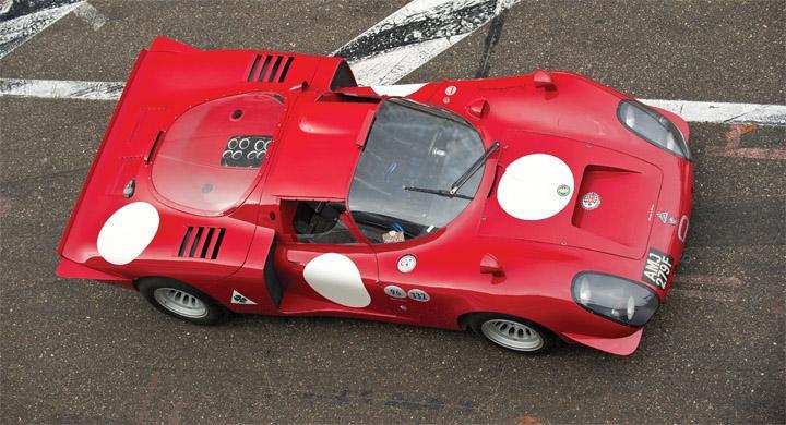 Fyndchans! Alfa Romeo Tipo 33/2