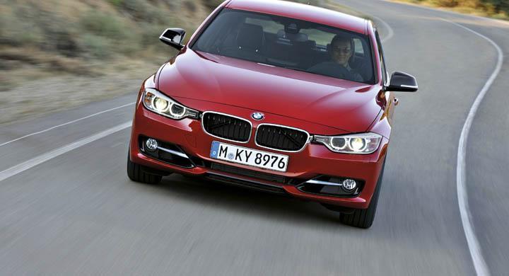 Oförändrat pris på nya BMW 320d