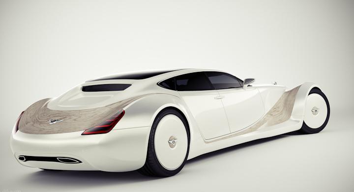 Bentley Luxury Concept