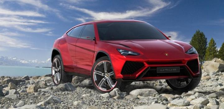 Uppdaterad: Lamborghinis SUV heter Mamma?
