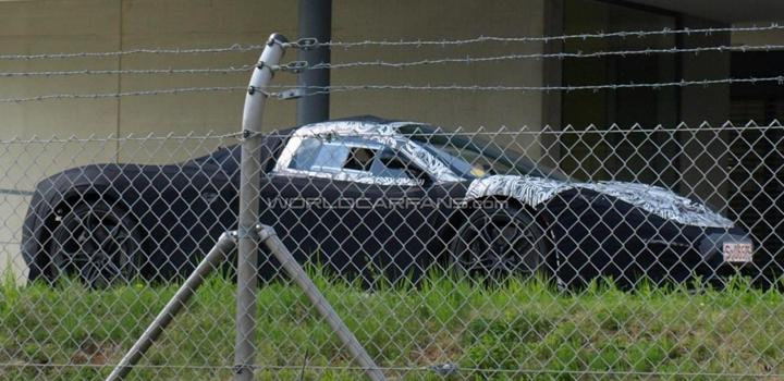 Ny McLaren-prototyp på bild