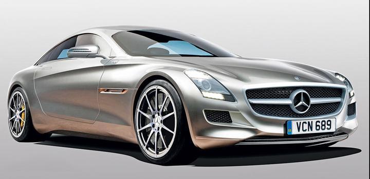 En Mercedes SLS Junior är bekfräftad