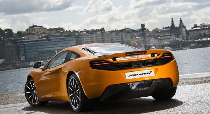 McLaren expanderar till Stockholm!