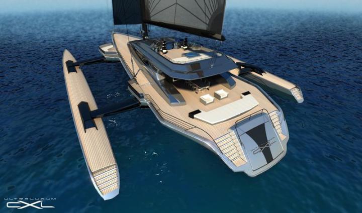 McLaren designar båt