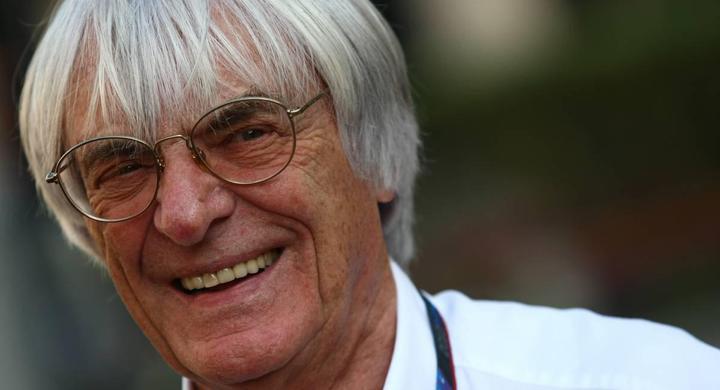 Ecclestone frånvarande vid Tysklands GP