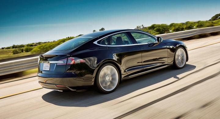 Tesla kan producera 30 000 bilar per år