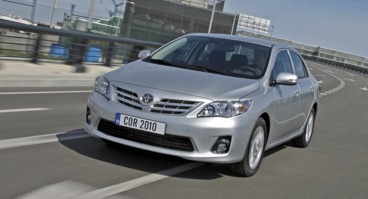 Toyota har byggt 200 miljoner bilar