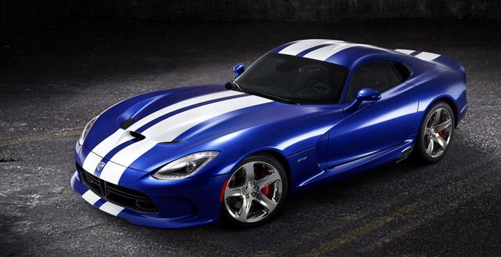 SRT visar Viper GTS Launch Edition