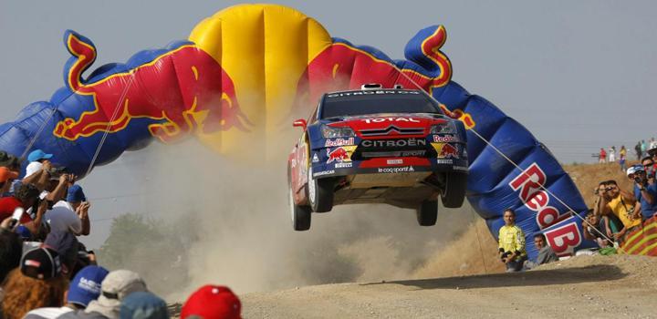 Red Bull kan ta över WRC