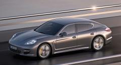 Porsche Panamera Turbo S: 550 hk