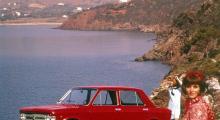 1970: Fiat 128