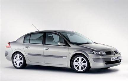 2003: Renault Mégane