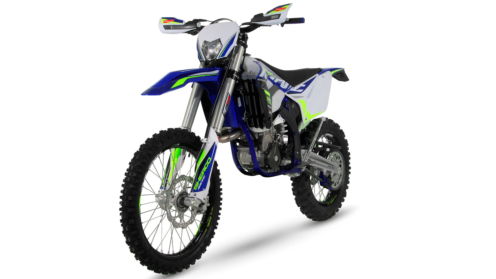 Test av Sherco 2020 enduro