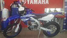 Yamaha WR 250 F helt ny till 2020
