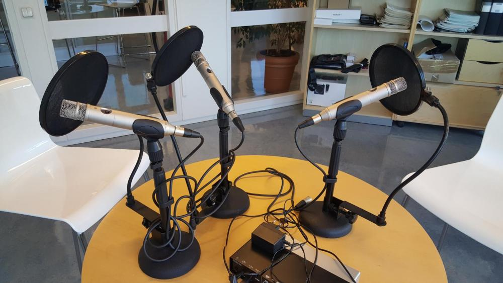 Podcast om Novemberkåsan