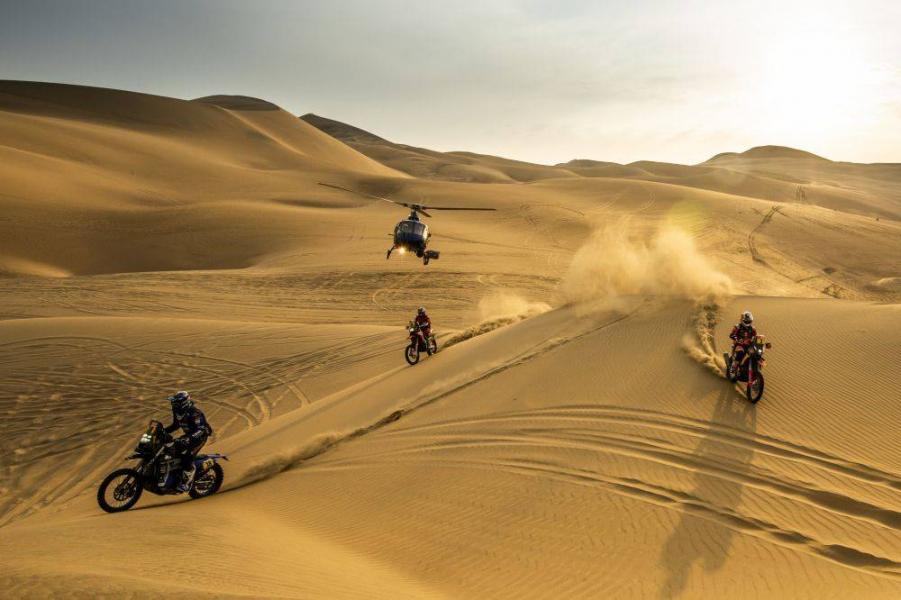 Rykten om Dakar 2020