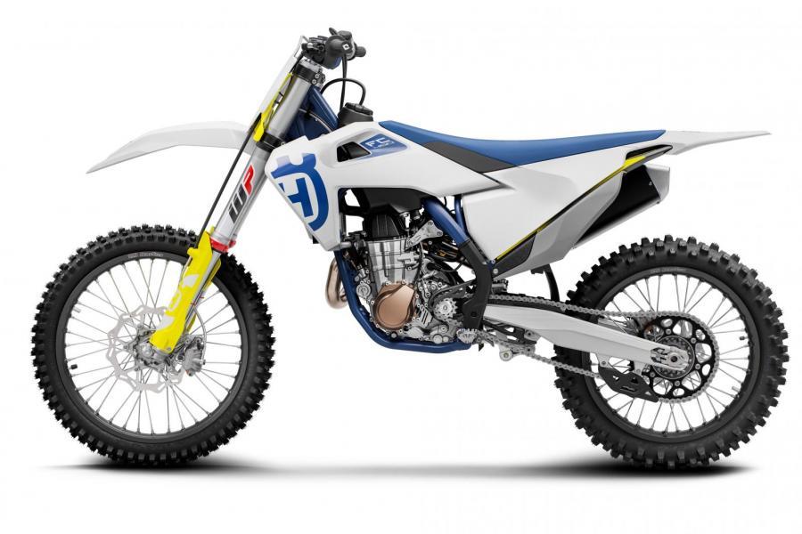 Husqvarna motocross 2020