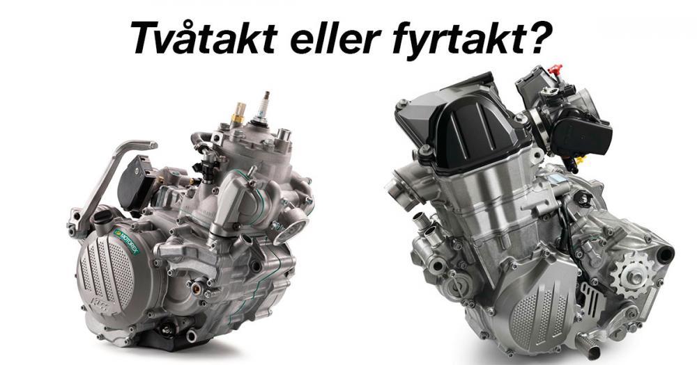 Vilken motortyp är mest populär