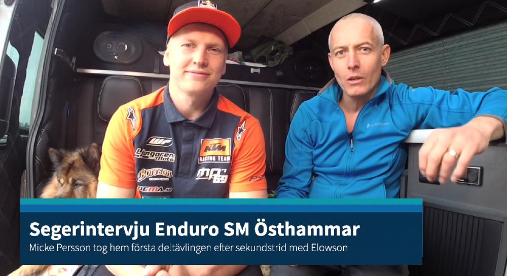 Enduro SM Östhammar 2019