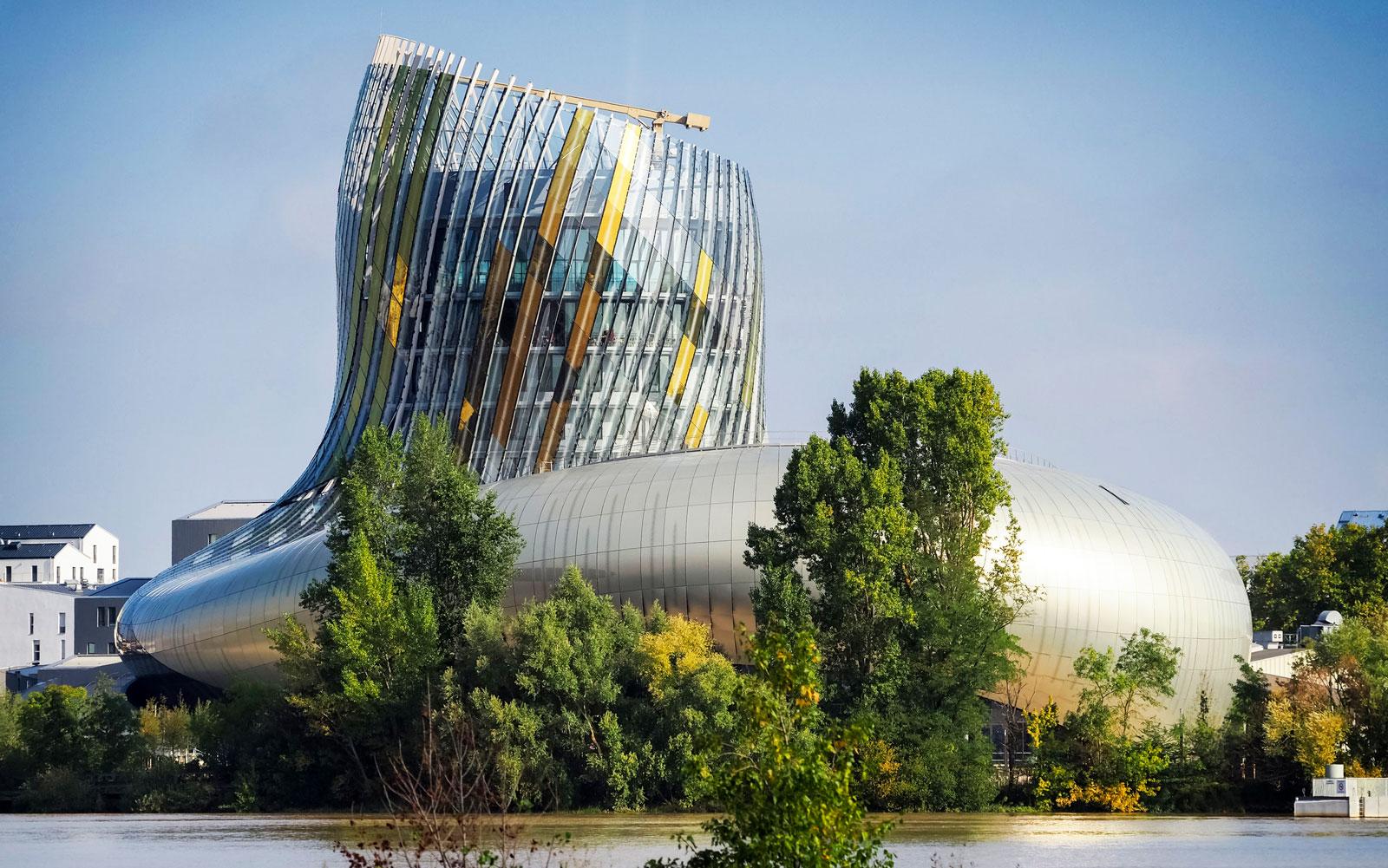 La Cite du Vin: Museum för den vinintresserade.