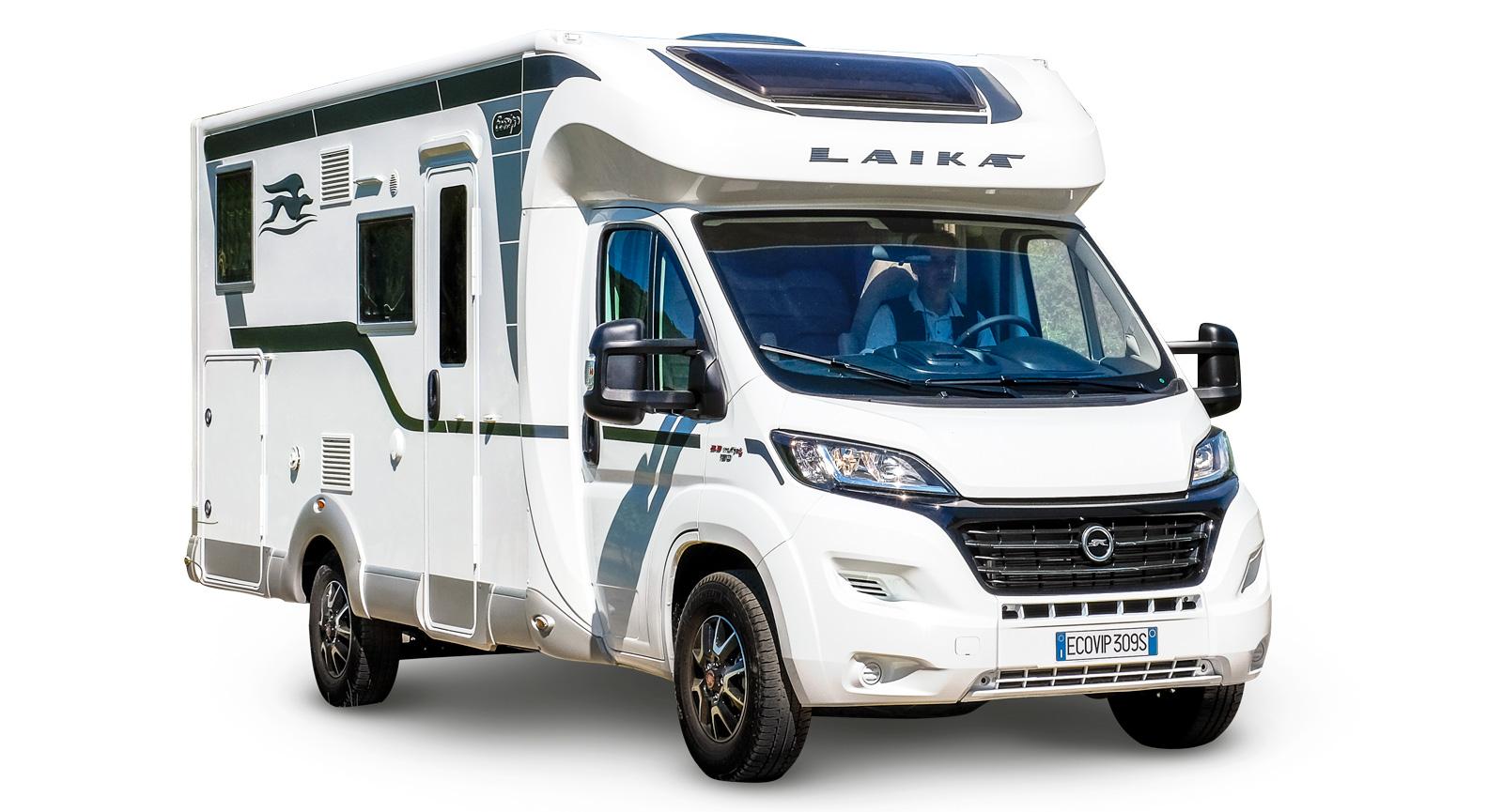 Laika Ecovip 309 S (2018)